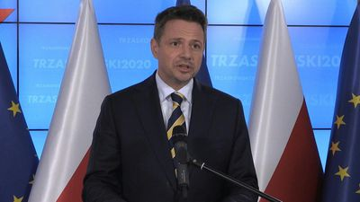 Rafal Trzaskowski concedes defeat in Polish presidential election