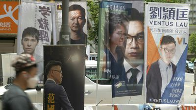 China says Hong Kong opposition primary a 'serious provocation'