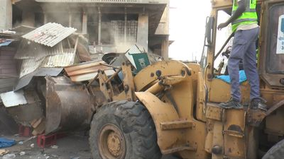 Dakar: Historical downtown market to be rebuilt