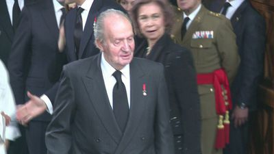 Spain's former king Juan Carlos, suspected of corruption, heads for exile