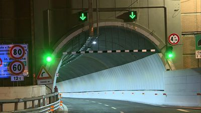 New bridge in Genoa opens to traffic two years after deadly collapse