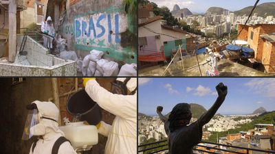 Rio's favelas are on their own to stop the spread of COVID-19