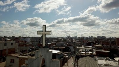 The neighbourhood priests of Buenos Aires become community saviours during pandemic