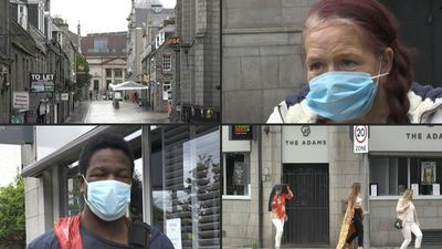 Reactions from Aberdeen as govt reimposes lockdown amid virus spike