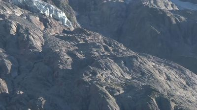 Italy: Planpincieux glacier in danger of collapse