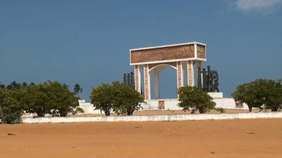 Benin restores slavery monuments to testify to brutal past