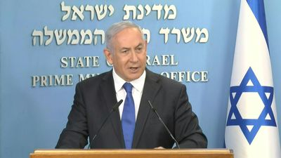 Netanyahu: UAE deal start of 'new era' for Israel and Arab world