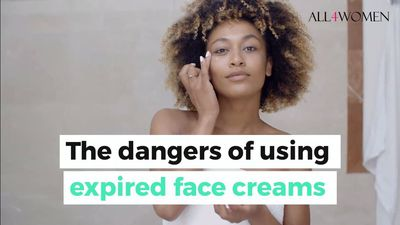 The dangers of expired face cream