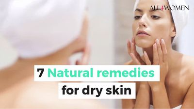 7 Natural remedies for dry skin