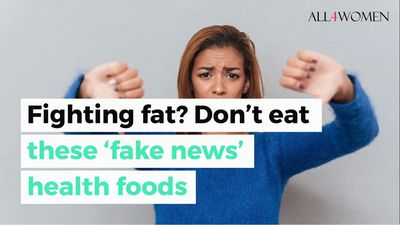 Fighting fat? Don't eat these 'fake news' health foods