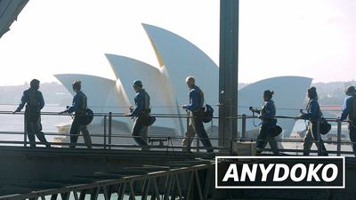 Australian Adventurer - Sydney Harbour Bridge Climb