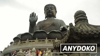 The Gweilo - The Big Buddha