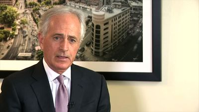 Senator Corker denounces Trump Saudi decision