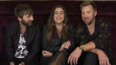 My First Performance: Lady Antebellum
