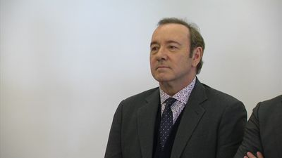 Kevin Spacey pleads not guilty to groping charge