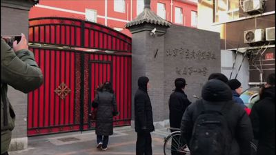 20 children injured in Chinese school attack