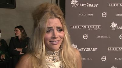 My First Award: Busy Philipps