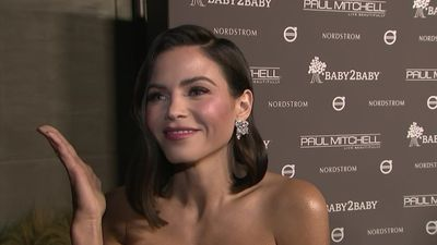 My First Award: Jenna Dewan