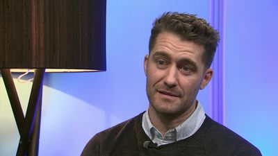 My First Award: Matthew Morrison