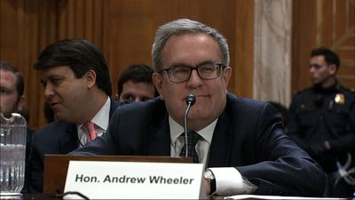 Top Dem: Wheeler at EPA, just as extreme as Pruitt