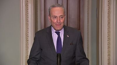 Schumer 'very disappointed' in Barr