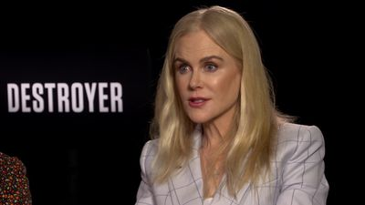 Kidman's engrossing transformation