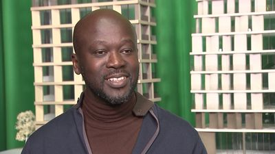My First Award: Sir David Adjaye