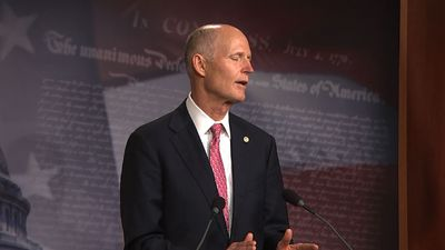 Sen. Scott: Pelosi not negotiating in good faith