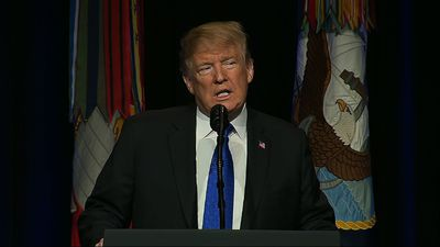 Trump calls for expanded missile defense program