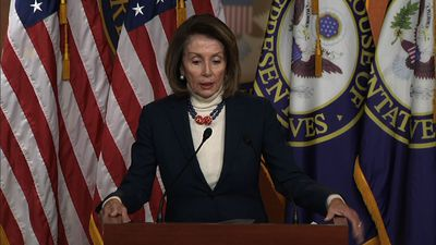 Pelosi defends move to postpone SOTU address
