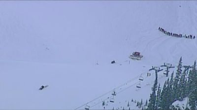 New Mexico resort avalanche injures skiers