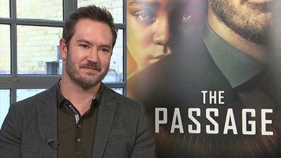 My First Award: Mark-Paul Gosselaar
