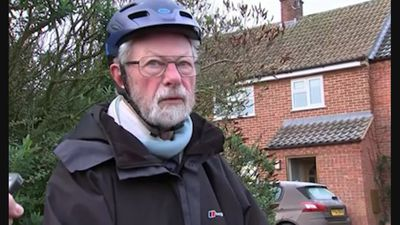 Witness describes helping Prince Philip after crash