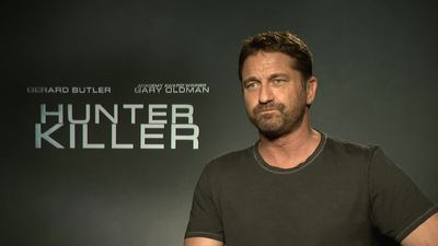 First Auditions: Gerard Butler