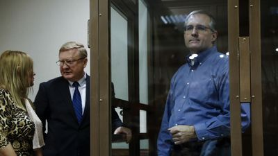 Brother of Paul Whelan blasts Russia charges