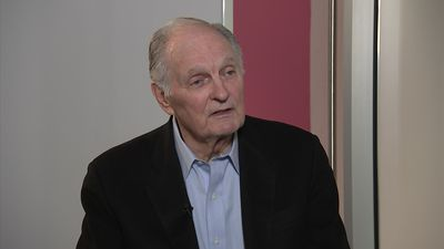 SAG Honoree Alan Alda has no plans to retire