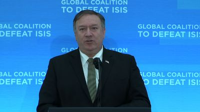 US urges anti-IS coalition to step up