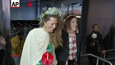 Valentine's weddings atop Empire State building
