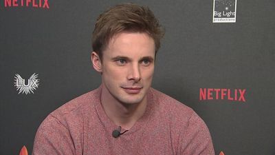 First Crush: Bradley James