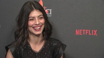 First Crush: Alessandra Mastronardi