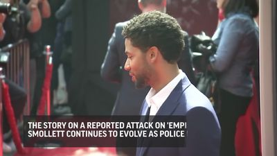 Key moments in Jussie Smollett's reported attack