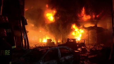 Fire in Bangladesh's capital kills at least 70