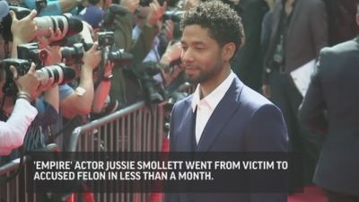From victim to defendant: Smollett to face charge