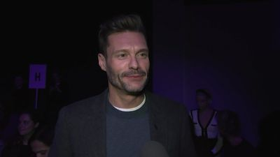 First Crush: Ryan Seacrest
