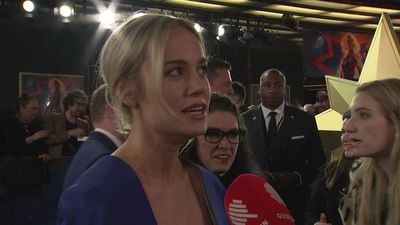 Brie Larson: 'I can finally sleep'