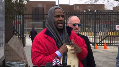US R&B singer R Kelly released from jail