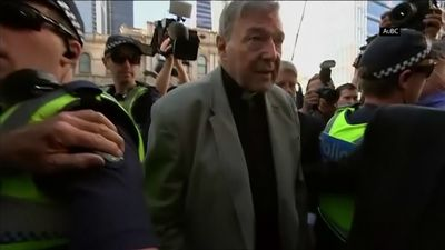 Cardinal Pell sentenced to six years in prison