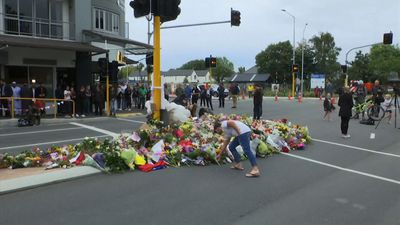 Police: New Zealand mosque gunman acted alone