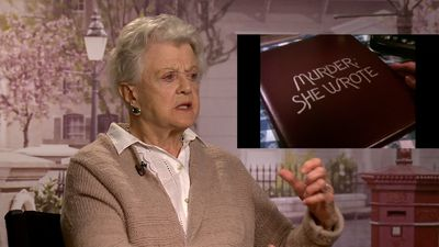 Hollywood has 'always been a family business' for Angela Lansbury