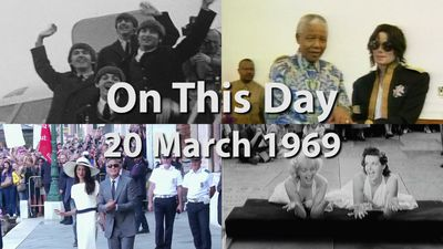 On This Day: 20 March 1969